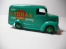 "Meccano Dinky Toys #454G ""DINKY TOY"" TROJAN CYDRAX VAN 1957 RESTORED MINT"