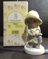 Precious Moments Figurine An Event For All Seasons 530158 1992
