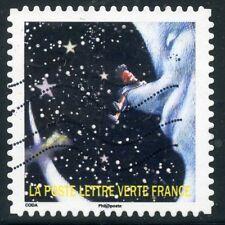 TIMBRE FRANCE  AUTOADHESIF OBLITERE N° 1324 / CORRESPONDANCES PLANETAIRES