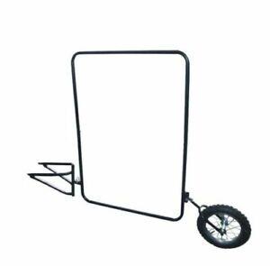 Bicycle ADVERTISING trailer - mobile billboard - FREE UK POSTAGE