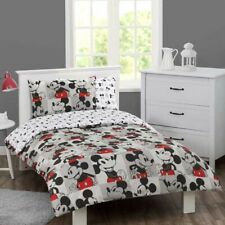 Mickey Mouse -Steamboat- Disney - Double/US Full Bed Quilt Doona Duvet Cover Set