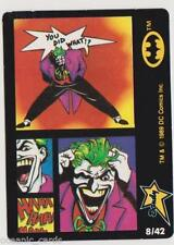 Comics Collectable Trading Cards