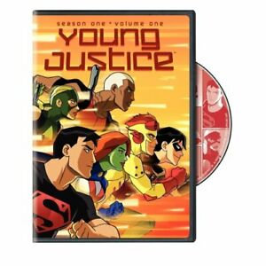 YOUNG JUSTICE: SEASON ONE V.1 NEW DVD