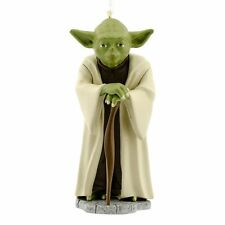 Star Wars Yoda Christmas Tree Ornament by Hallmark The Force Awakens