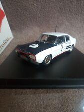 FORD CAPRI 2600 RS #1 HILL/SURTEES 6H PAUL RICARD 1971 TROFEU 1/43