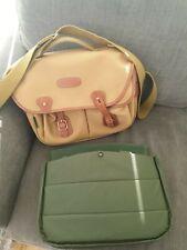 Billingham Hadley Pro Camera Bag  505233-70 (Canvas / Tan Leather)
