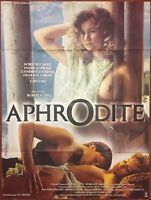Plakat Erotik Aphrodite Robert Fuest Valerie Kaprisky Horst Buchholz 120x160
