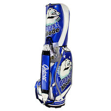 Brand New Guiote BEAST MODE Golf  staff bag caddie cart bag comes with Rainhood