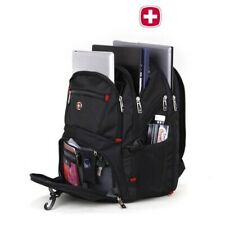 17 inch Original Waterproof Swiss Win Travel Bag Macbook laptop hiking backpack