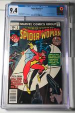 Spider-woman #1 CGC 9.4 NM ORIGIN 1978 MARVEL 1st series
