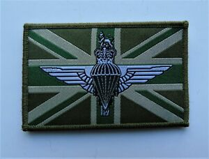British Army Parachute Regiment Morale ID Patch/Badge - New