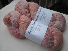 Squoosh Fiberarts Knitting Yarn 'Merino Cashmere Sock', 114g x 337m