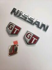 JDM Nissan R32 Skyline Emblem Badge Kit