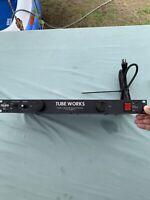 Tube Works Power Supply Rack 1800 Watts [pre-owned] (9006)