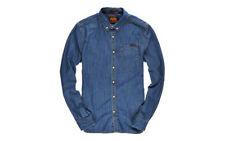 Camisas y polos de hombre azul Superdry color principal azul