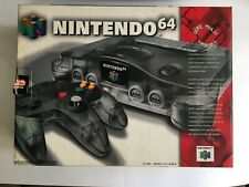 NINTENDO 64 BRAZILIAN GRADIENTE COLOR JABUTICABA CIB -  RGB MOD AND SCART CABLE
