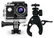 4K Ultra HD 4096p Action Cam WiFi digital Kamera Sport Camcorder Wasserdicht Set