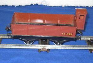 Vintage Hornby O Gauge SNCF Dumper Wagon