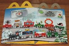 NM 2017 LE HOLIDAY EXPRESS McDONALDS HAPPY MEAL BOX - TRANSFORMERS MINIONS HW