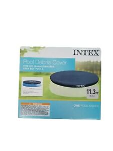 Intex Easy Set Pool Cover fits 12 foot pool round