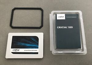 1TB Crucial MX500 SATA 2.5 Inch Internal SSD Solid State Drive 3D NAND - SEALED