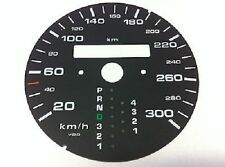 Porsche 993/964 Tacho Zifferblatt bis 300 km/h Tipptronic Erstausrüster Qualität