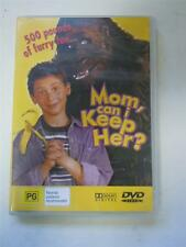 DVD Movie - Mom Can I Heep Her ? - R4