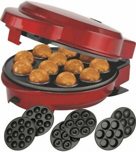 3in1 Donut- Muffin- Popcake-Maker Melissa 16250072 Donut-Gerät Muffin-Maschine