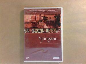 DVD RARE CINEMA AFRICAIN / NJANGAAN / JOHNSON TRAORE / NEUF SOUS CELLO