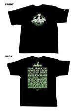 Southside Festival 2009-pin up-t-shirt-negro - tamaño: XL-nuevo
