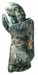 SITKA CALLERS GLOVE OPTIFADE WATERFOWL TIMBER 90158 LG RIGHT HD=LEFT HD. SHOOTER