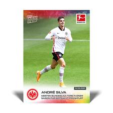Topps Now Bundesliga 2020-21 - Card 192 - Andre Silva - Eintracht Frankfurt