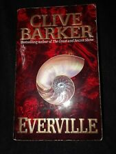 Everville Clive Barker 1995 hellraiser Horror Novel mmpb tpb book