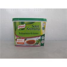 KNORR Salatkrönung Balsamico Kräuter Salat Dressing 500 g