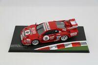 Die cast 1/43 Ferrari 308 GTB 6h Silverstone 1981 C. Facetti