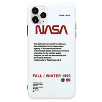 Nasa Apollo Galaxy Phone Case Cover For Apple iPhone 11 Pro Max XS XR 8 7 Plus 6