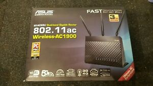Asus (RT-AC68U V3) AC1900 Wireless Dual Band GB Cable Router