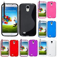Etui Coque Housse TPU Silicone Gel Samsung Galaxy S4 i9505/ Value Edition I9515