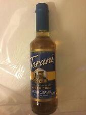 Torani Sugar Free Salted Caramel Syrup