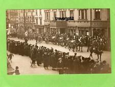 Croydon Red Cross Procession Kings Arms Hotel unused RP pc Price Ref B234