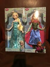 lot Poupées La Reine des neiges Frozen neuve dans leurs boites