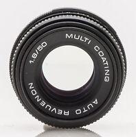 Auto Revuenon Multi Coating 1.8/50 50mm 50 mm 1:1.8 1.8 - M42 M 42