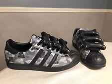 Adidas Disney Star Wars Camo Darth Vader Jeremy Scott Bones Tribute-Size9.5-RARE