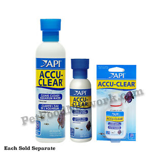 API Accu-Clear Aquarium Clarifier Free Shipping