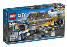 Lego 60151 City Dragster TRANSPORTER and