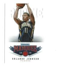 2012-13 Panini Marquee #540 Orlando Johnson RC Rookie Pacers