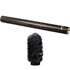 Rode NTG4 Digital Switch Camera Broadcast Shotgun Microphone + WS6 Windshield