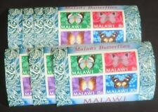EDW1949SELL : MALAWI 1973 Scott #202a Butterfly. 7 S/s. All VF, Mint NH Cat