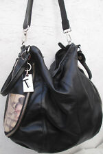 -AUTHENTIQUE grand  sac à main TEXIER cuir TBEG vintage  BAG