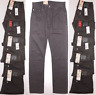 Levi's 514 Men's Straight Fit Colored Jeans # 005140408 Sizes 30,32,34 Graphite